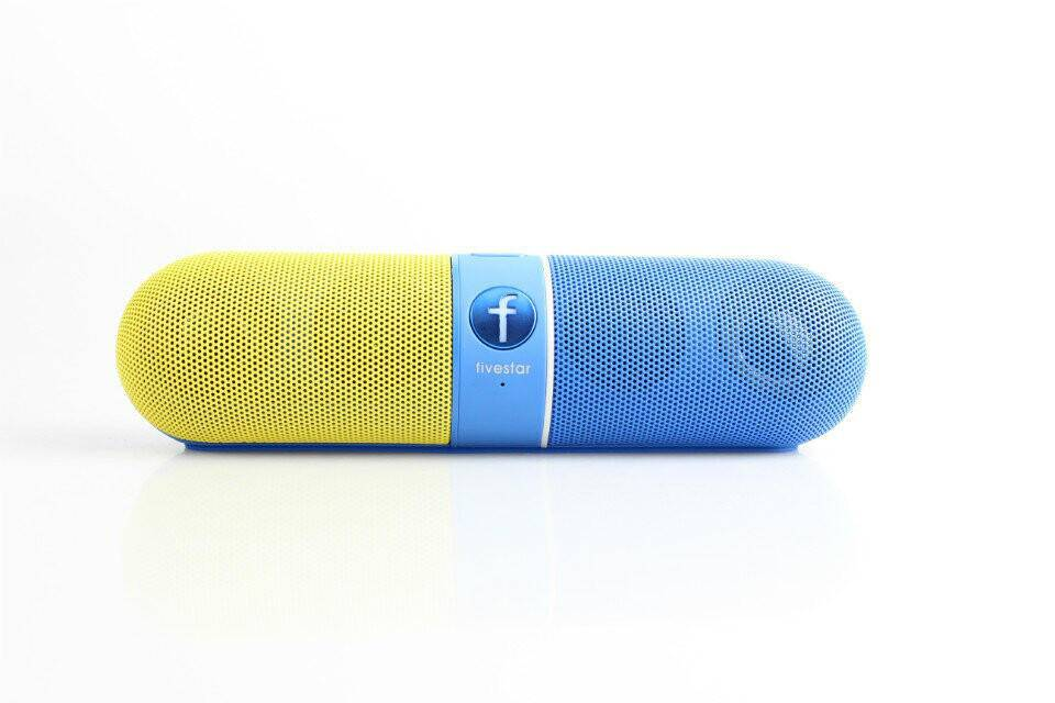 TOP Pill Bluetooth Speaker Mini Portable Speaker Lightweight Audio Big Sound For Cell Phone any colo