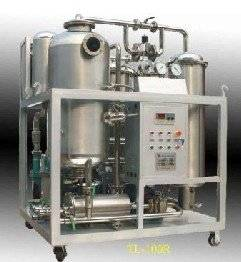 KL FIRE-RESISTANT OIL FILTER MACHINE SERIES