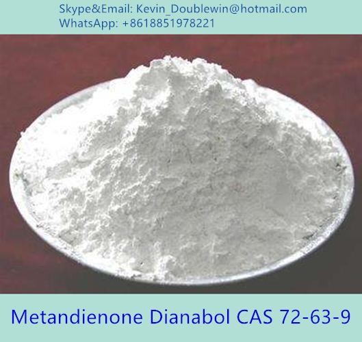 Metandienone Dianabol Muscle Building Steroids CAS 72-63-9