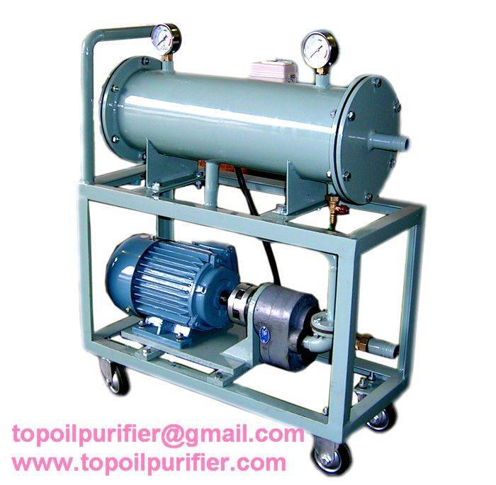 portable oil filtering and oilling machine series JL