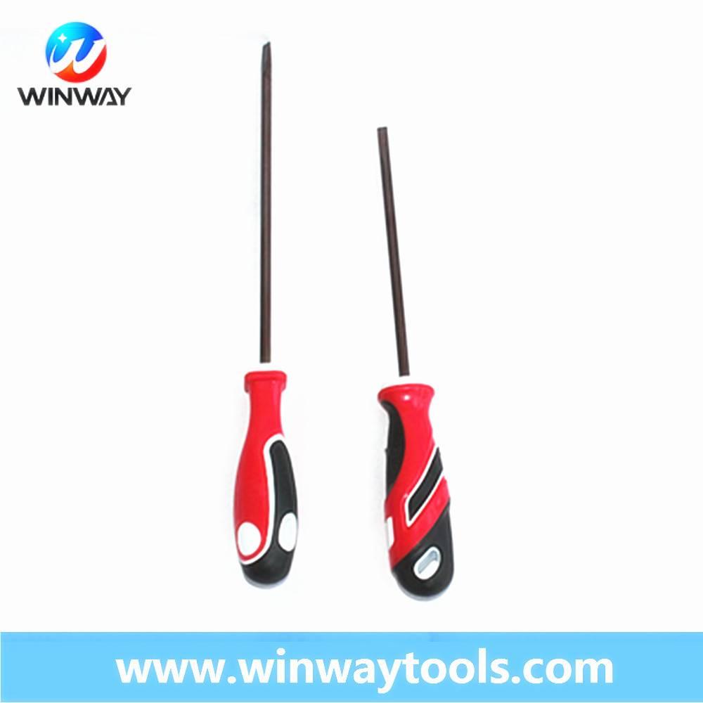 china factory hot sale plastic handle high precision mini screwdriver