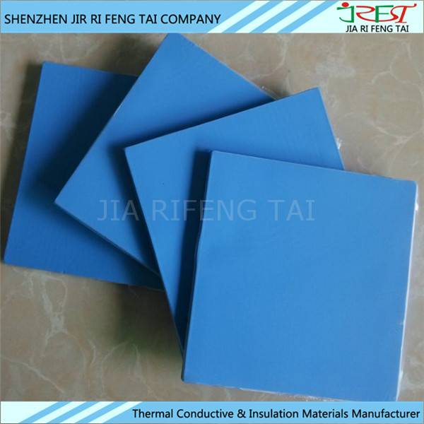 0.25~5mm PM300 High thermal conductive insulation silicone soft pad