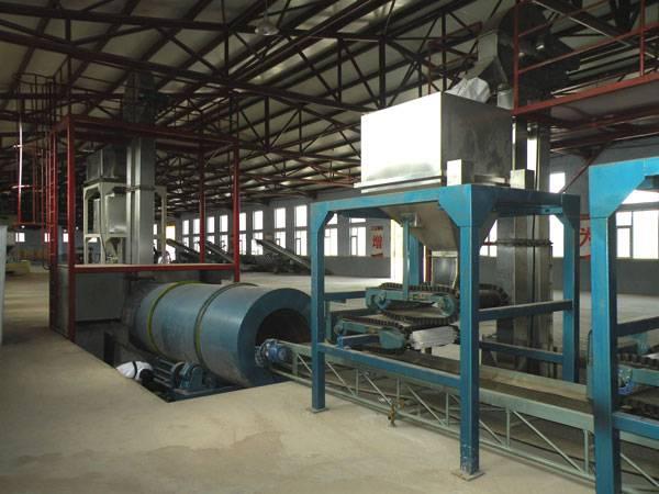 BB Fertilizer Production Line