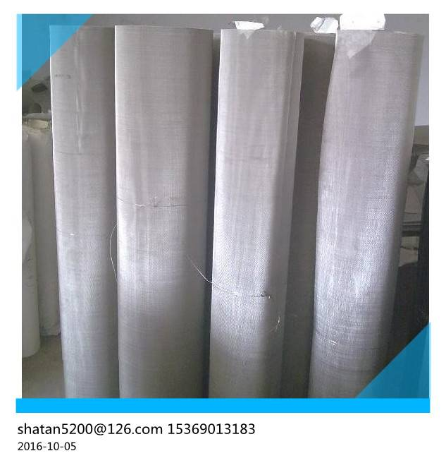 Professional Manufacturer 304 Stainless Steel Wire Mesh