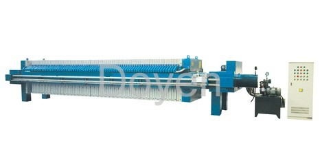 Programmed Auto High Pressure PP Membrane Filter Press