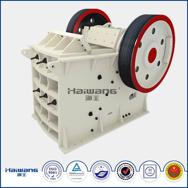 Mini Jaw Crusher Machine for Mineral Separation
