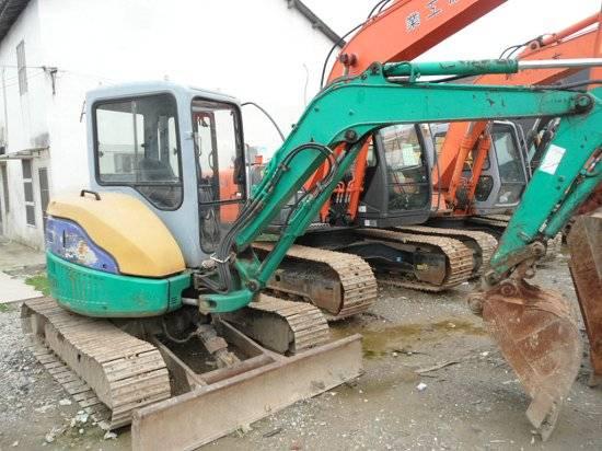 Used Crawler Excavators Komatsu PC 55