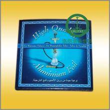 hookah and shisha aluminum foil