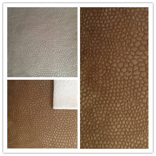 2015 hot sale upholstery/burnout sofa fabric/burnout design 1 mm sofa fabric/knitted sofa fabirc /bo