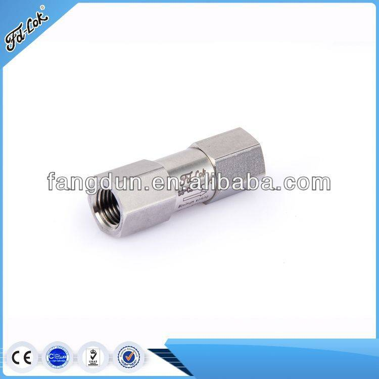 High quality check valve,stainless steel check valve