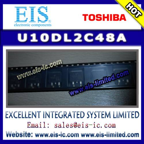 U10DL2C48A - TOSHIBA - SWITCHING MODE POWER SUPPLY APPLICATION