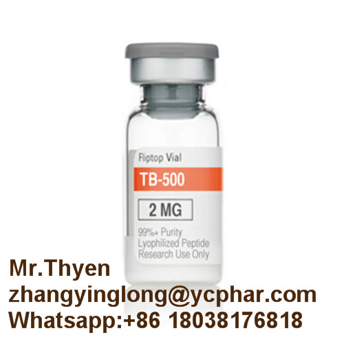 Thymosin Beta4 Acetate / TB-500 Peptides BPC 157