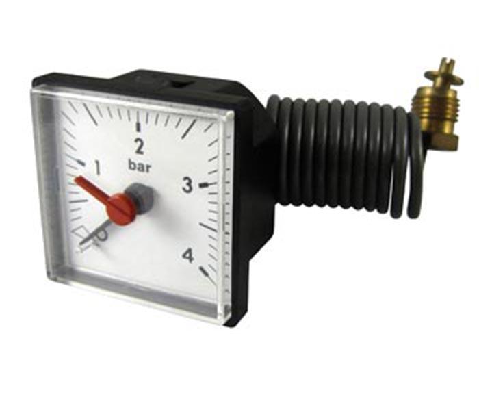 Square Capillary Pressure gauge