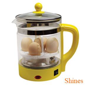 New Design, High-Quanlity and Best Sell Glass kettle for boiling water,coffee,eggs,etc.