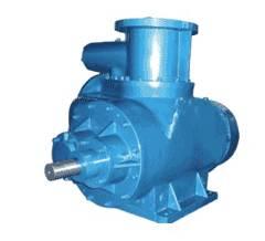 twin screw pump selp-priming rotory displacement pump 2W Series