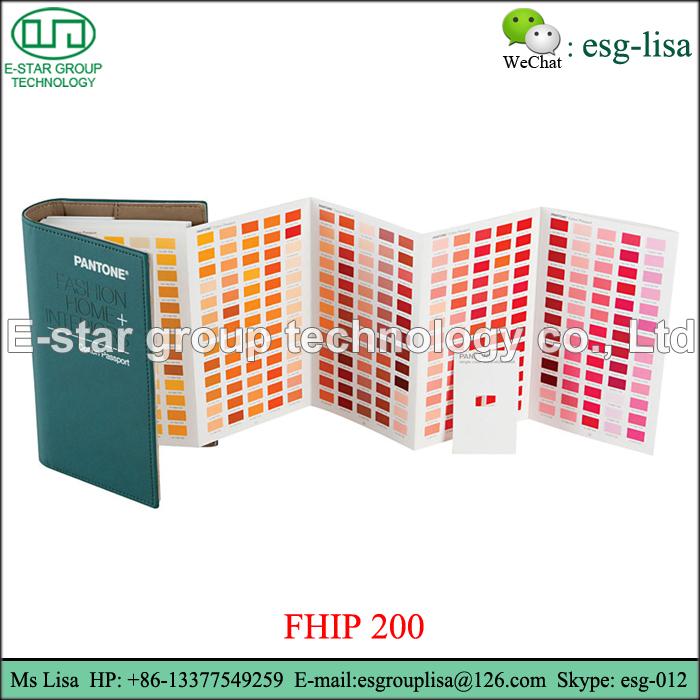 TCX Pantone Color Guide FHIC200 Paint Color Chart