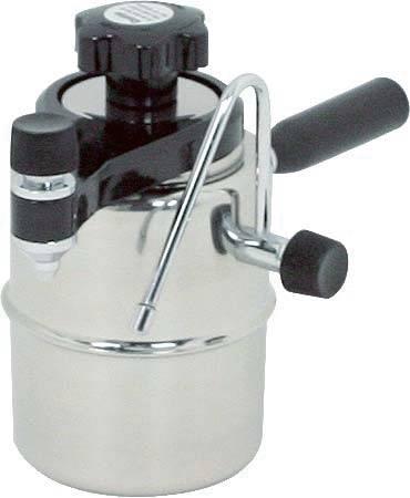 Bellman Stovetop Cappuccino and Espresso Maker
