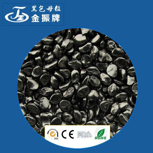 Black Masterbatches with very well dispersed regular and high color grade carbon blacks