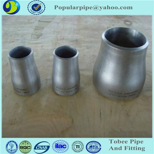 316 china pipe fitting reducers