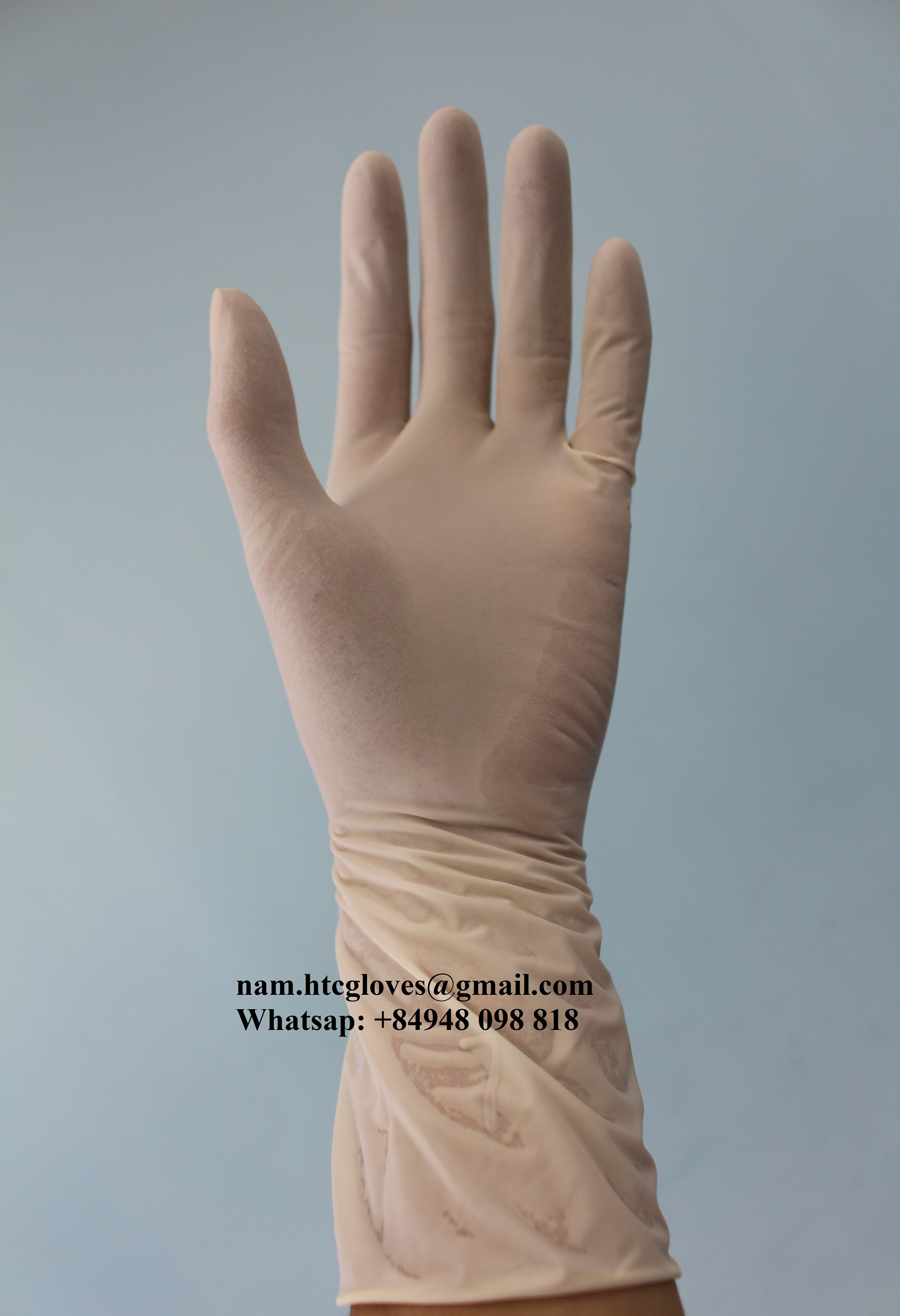 Latex Powder-free Surgical Gloves