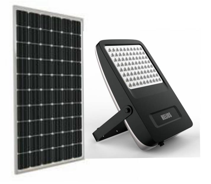 30W Solar billboard LED flood light