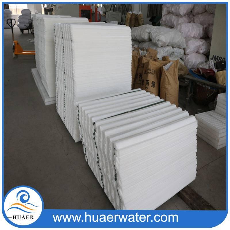 Factory supply PVC hexagonal tube settler price