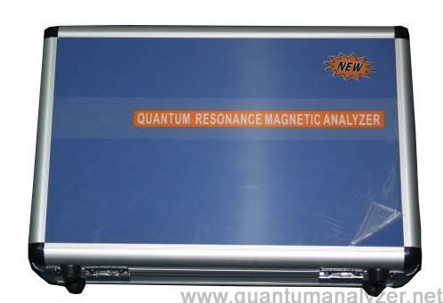 Quantum resonance magnetic analyzer romanian