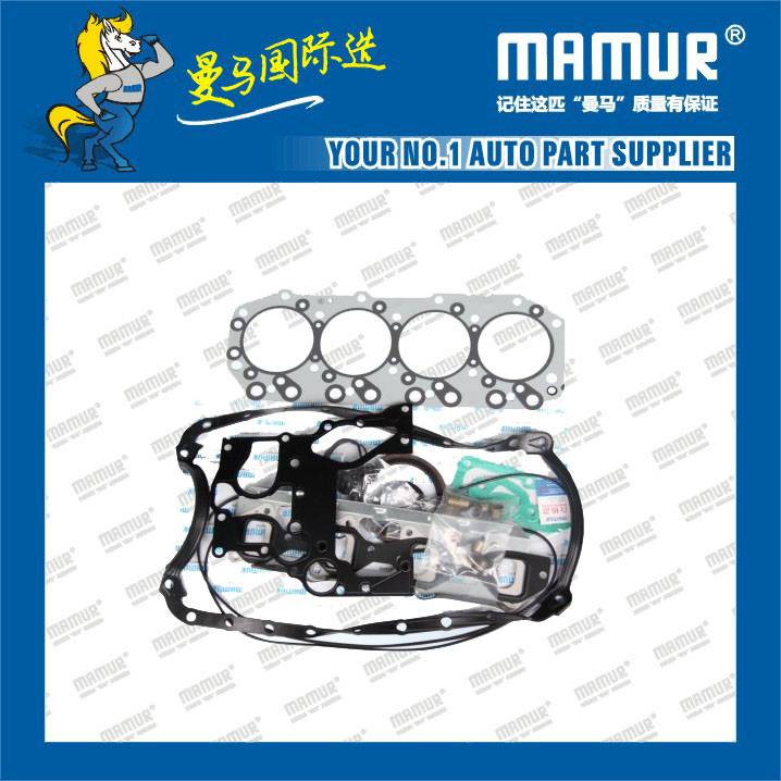 Gasket set for ISUZU 4JB1  5878116160