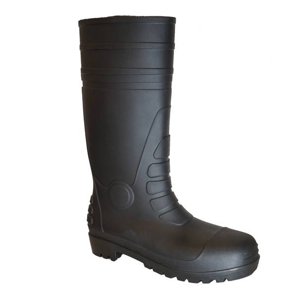 Steel toe security boots safety boots for heavy work boots