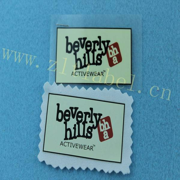 high quality and cheap heat transfer labels made in China