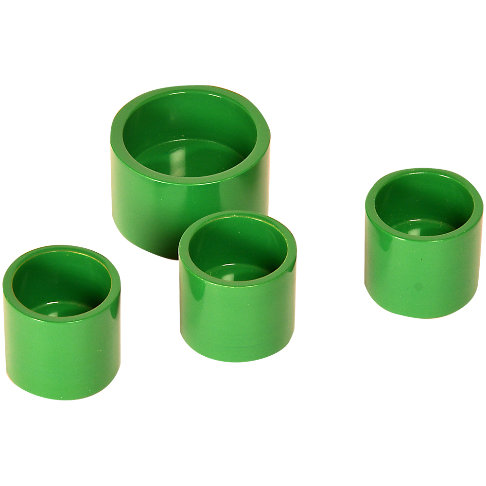CS04-Green cups for Static Bead Material