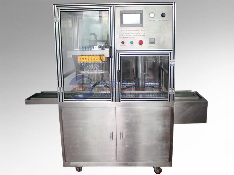 AYJ-JJ10 High Precision Automatic Gel Filling Machine