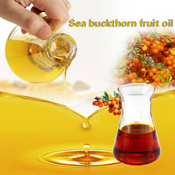 seabuckthorn berry oil