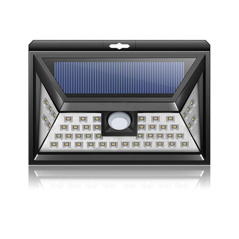 New Outdoor Solar 46LED Motion Detection Sensor PIR Security Lighting