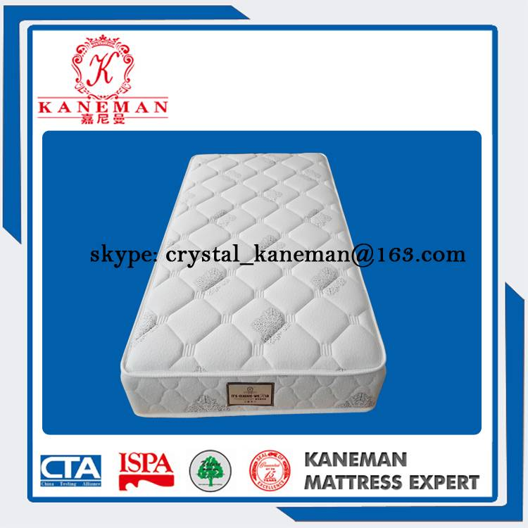 Asia Hot Sale Hotel Mattress Factroy Supply