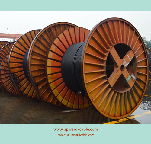 High-voltage Cable POWER CABLE YJLV-22 35KV COPPER CONDUCTOR