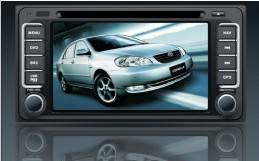 Toyota Hilux pickup/Prado/RAV4 dvd navigation