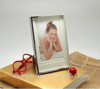 2016 Lovely Classic 4*6 I Love You Wedding aluminum photo picture frame