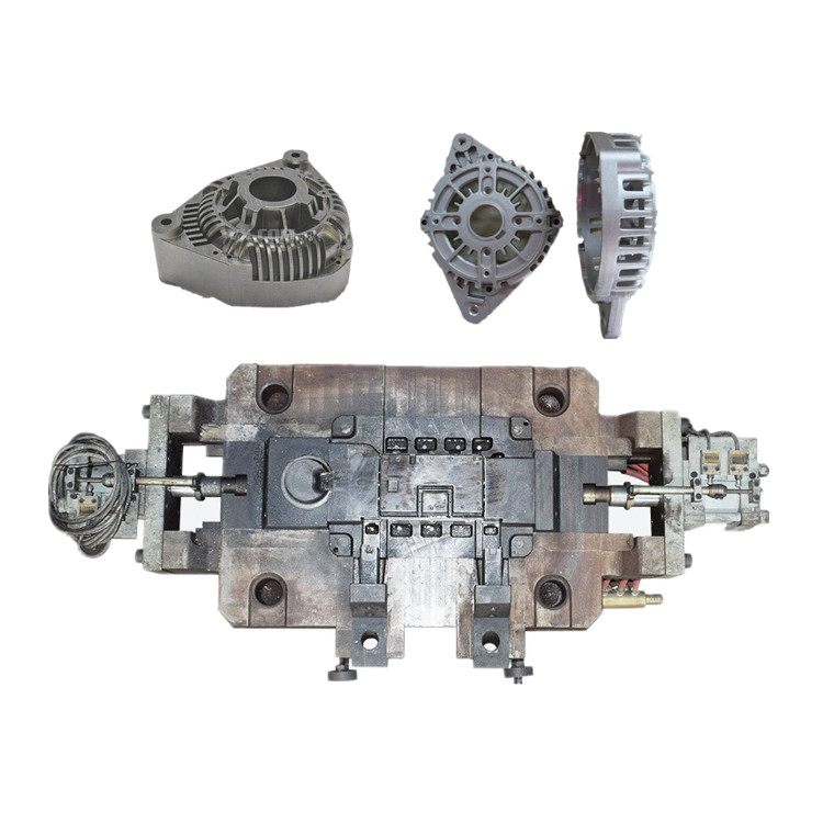 die cast mould for the aluminum casting alternator covers