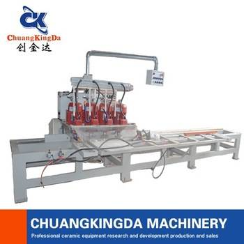 ckd 4/5 head european side edge grinding equipment