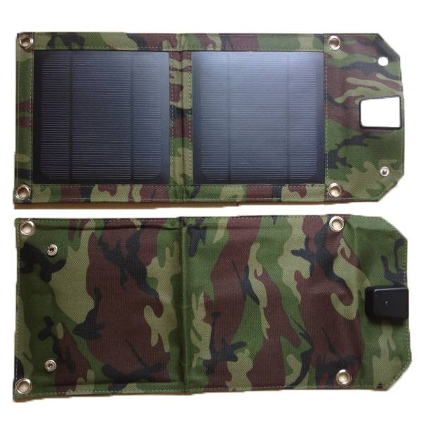 Foldable Solar Charger Pack