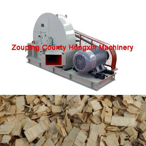 Disc wood chipper