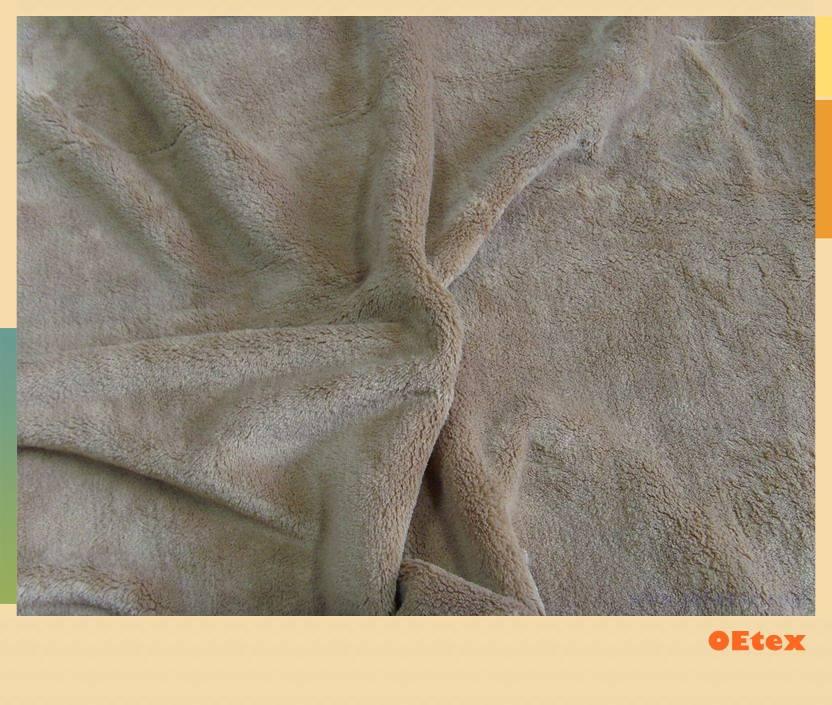 Micro velboa fabric