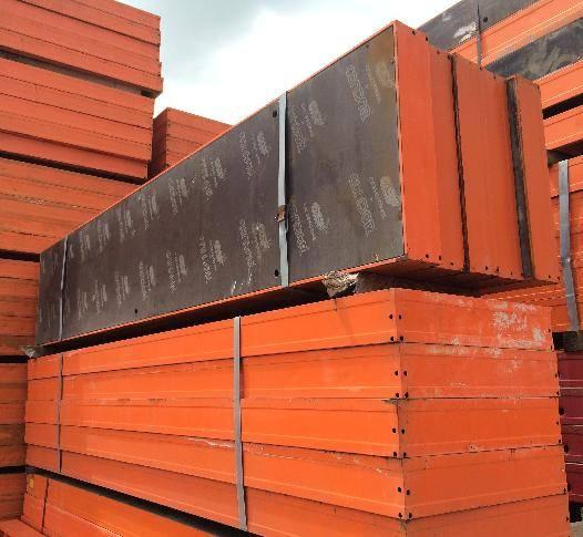 "CONDOR ""ADATTO"" vertical formwork - Steel formwork - Used"