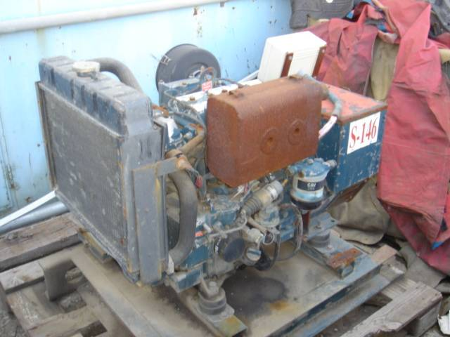 Lister generator, 15KVA