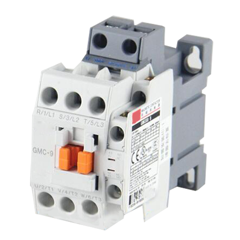 High Grade CE approved GMC contactor 9 amps 3 poles ac contactor