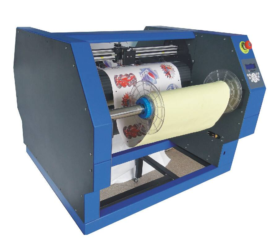 A-Starcut Digital Label Cutter, Roll to Roll