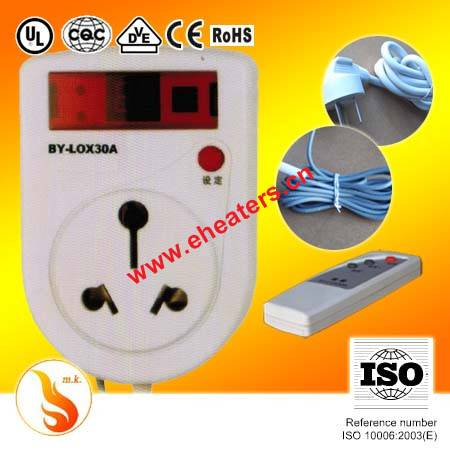 Intelligent Temperature Controllable Socket BY~LOX30A