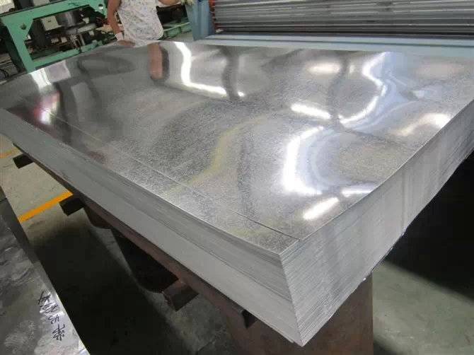 hot dip galvanized steel sheet/plate