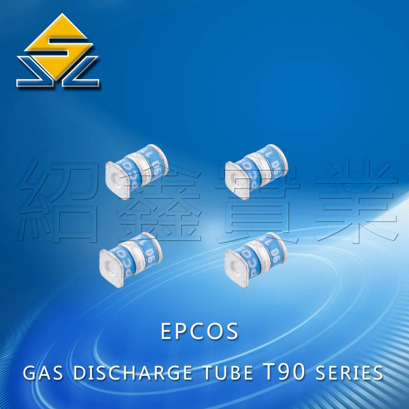 3-pole EPCOS T9 series 5KA 5*7.6mm